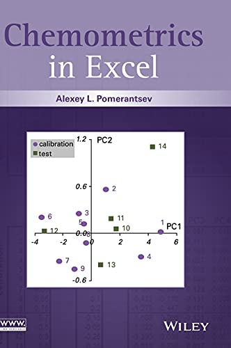 9781118605356: Chemometrics in Excel