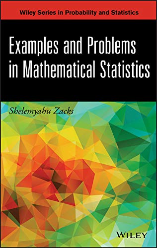 9781118605509: Examples and Problems in Mathematical Statistics (Wiley Series in Probability and Statistics)