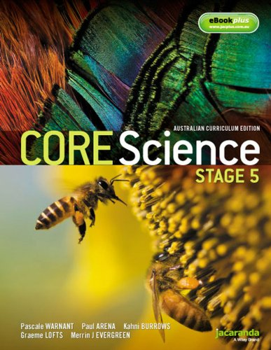 Core Science Stage 5 NSW Australian Curriculum Edition & eBookPLUS (Paperback): Pascale Warnant