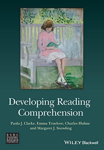 Developing Reading Comprehension Format: Paperback: Paula J. Clarke;