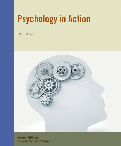 9781118607435: Psychology in Action