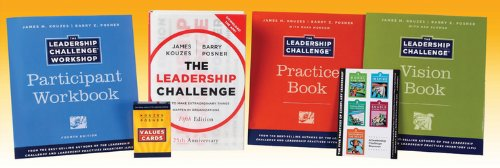 9781118607565: The Leadership Challenge Workshop, 4th Edition Revised Participant Set with TLC5