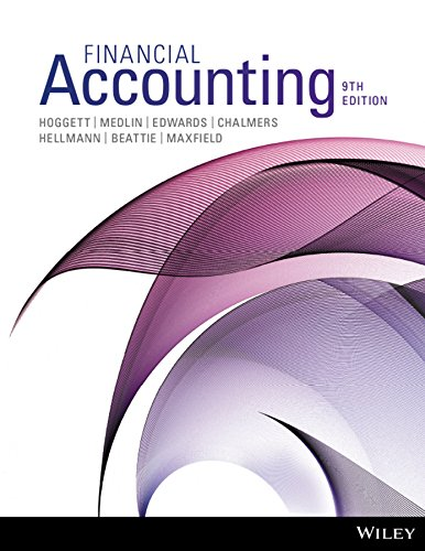 Financial Accounting: John Hoggett, John