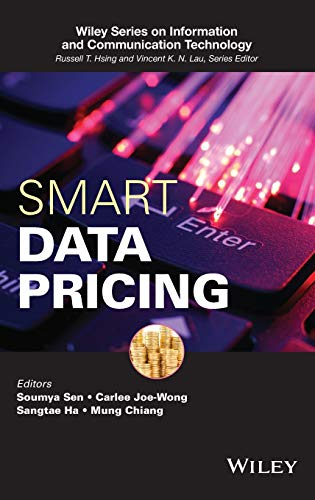 9781118611661: Smart Data Pricing (Information and Communication Technology Series,)
