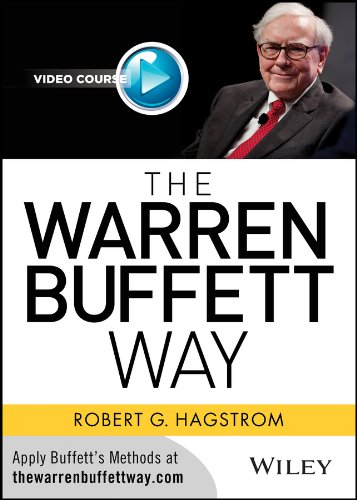 The Warren Buffett Way Video Course: Hagstrom, Robert G.