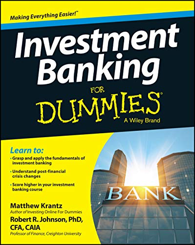 9781118615775: Investment Banking For Dummies