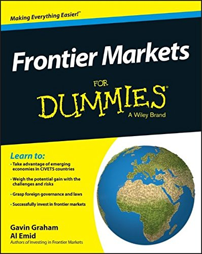 9781118615898: Frontier Markets For Dummies