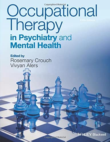 9781118624227: Occupational Therapy in Psychiatry and Mental Health