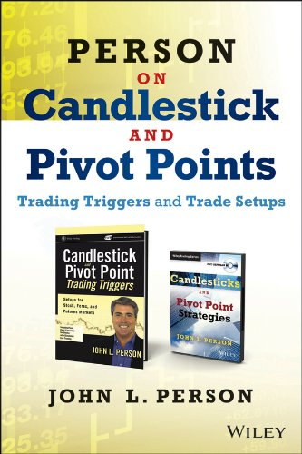 9781118626276: Person on Candlesticks and Pivot Points: Trade Setups and Triggers (Book/DVD Set)