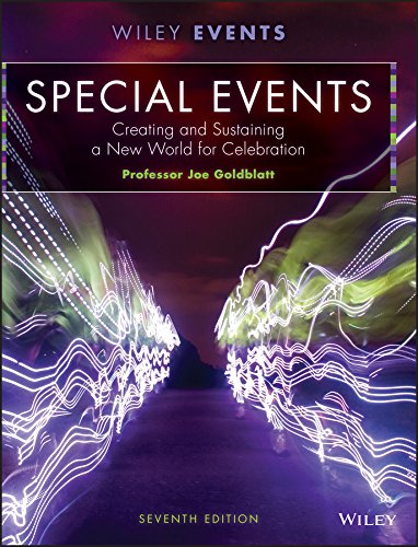 9781118626771: Special Events: Creating and Sustaining a New World for Celebration, (7th Edition)