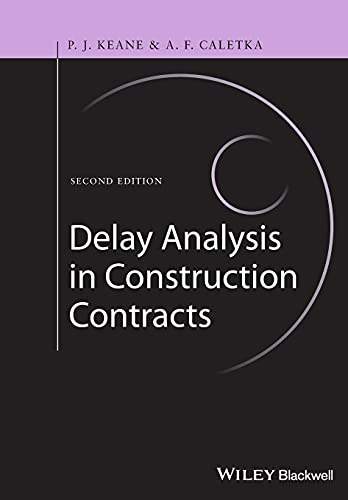 9781118631171: Delay Analysis in Construction Contracts