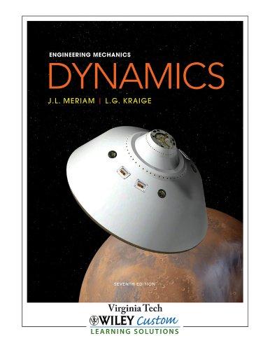 Engineering Mechanics: Dynamics (W/o Wileyplus)