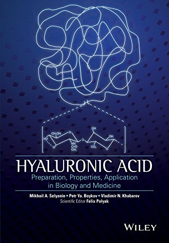 9781118633793: Hyaluronic Acid: Production, Properties, Application in Biology and Medicine