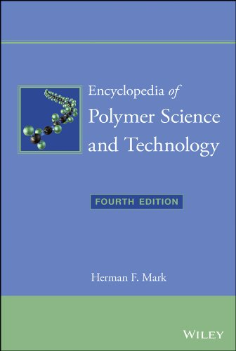 Encyclopedia of Polymer Science and Technology (Hardback): Herman F. Mark