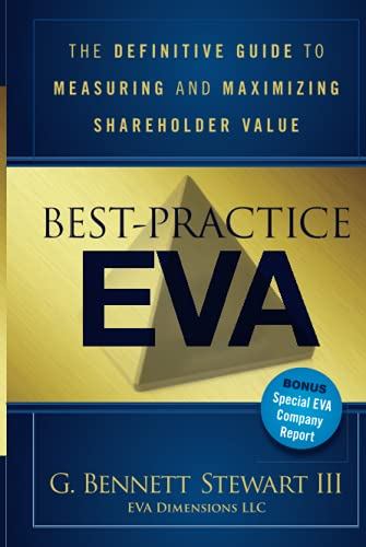 9781118639382: Best-Practice EVA: The Definitive Guide to Measuring and Maximizing Shareholder Value (Wiley Finance)