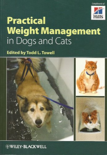 9781118639443: Practical Weight Management in Dogs and Cats
