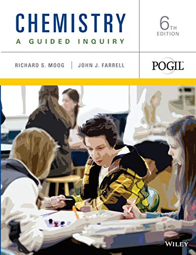9781118640043: Chemistry: A Guided Inquiry