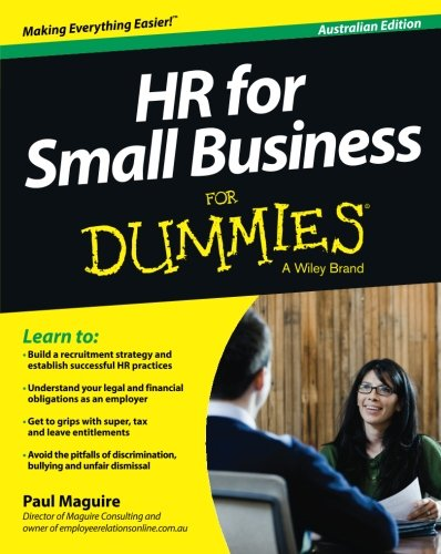 9781118640302: HR For Small Business For Dummies (For Dummies (Business & Personal Finance))