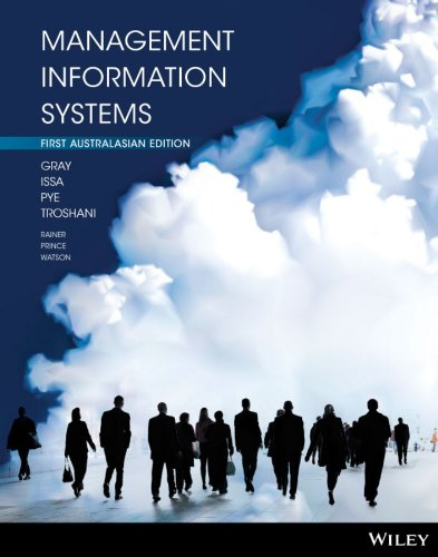 9781118646021: Management Information Systems