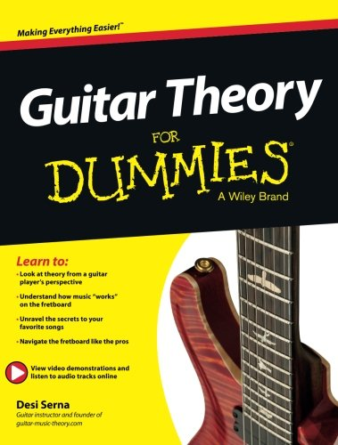 9781118646779: Guitar Theory for Dummies (For Dummies Series)