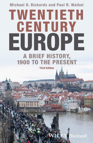 9781118651414: Twentieth-Century Europe: A Brief History, 1900 to the Present