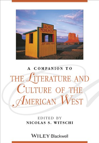 9781118652510: A Companion to the Literature and Culture of the American West