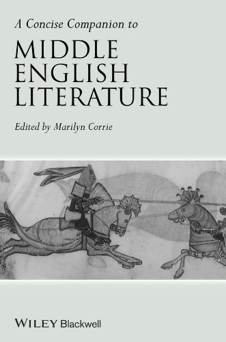 9781118652534: A Concise Companion to Middle English Literature (Concise Companions to Literature and Culture)