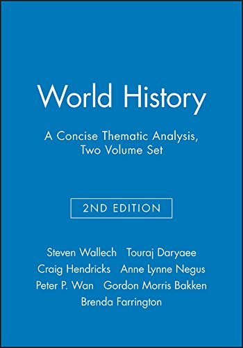 9781118654033: World History: A Concise Thematic Analysis: 1