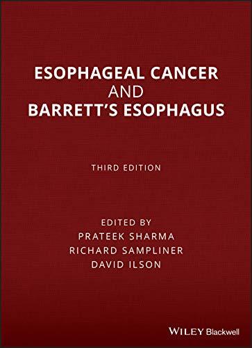 Esophageal Cancer and Barrett's Esophagus: Prateek Sharma