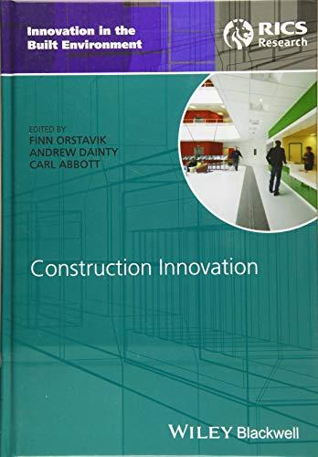 Construction Innovation: Orstavik, Finn