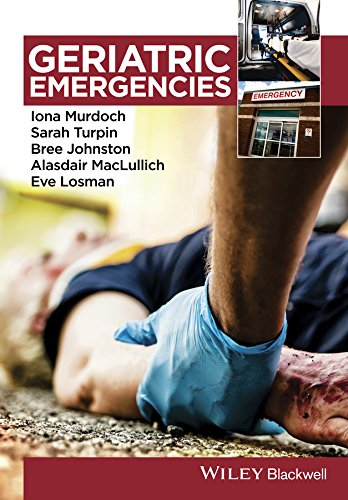 9781118655573: Geriatric Emergencies