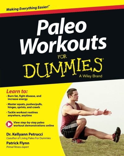 9781118657911: Paleo Workouts For Dummies