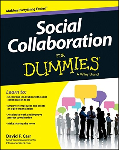 9781118658543: Social Collaboration For Dummies (For Dummies Series)