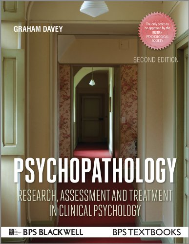 9781118659335: Psychopathology: Research, Assessment and Treatment in Clinical Psychology (BPS Textbooks in Psychology)