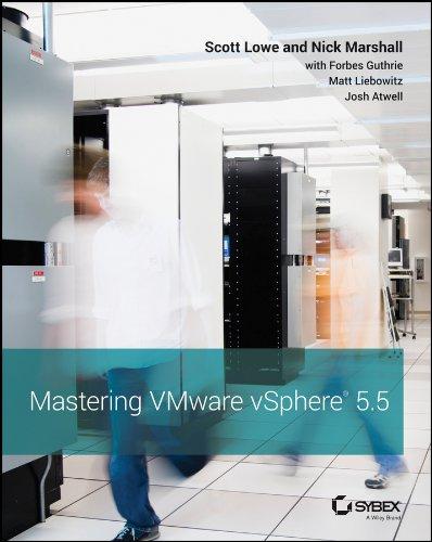 9781118661147: Mastering VMware vSphere 5.5