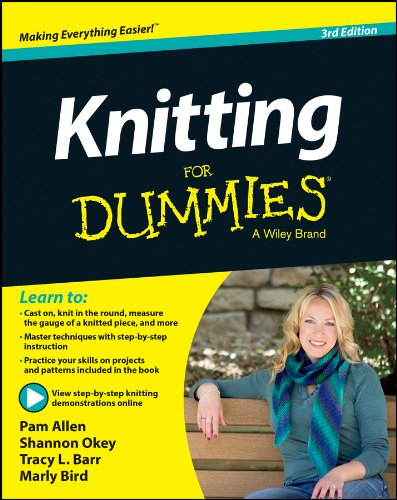 9781118661512: Knitting For Dummies