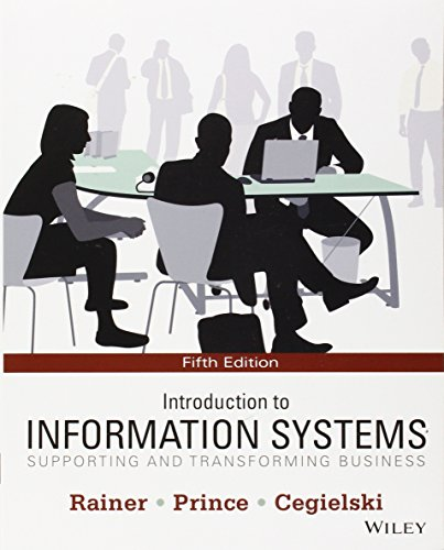 9781118674369: Introduction to Information Systems