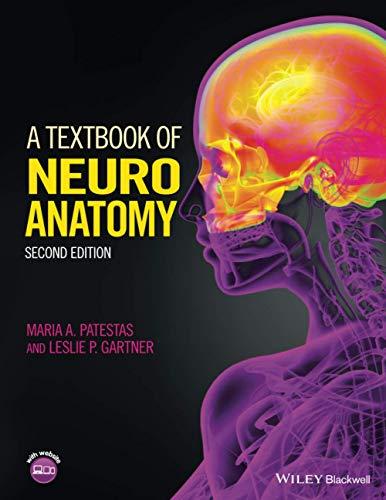 9781118677469: A Textbook of Neuroanatomy (Coursesmart)