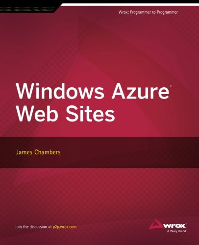 Windows Azure Web Sites (1118678524) by James Chambers