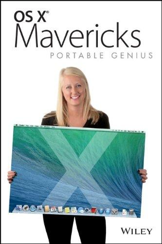 9781118683224: OS X Mavericks Portable Genius