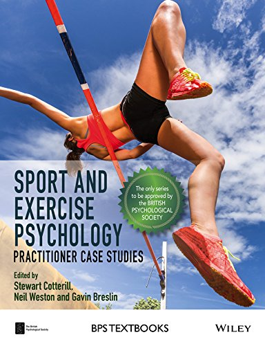 9781118686522: Sport and Exercise Psychology: Practitioner Case Studies (BPS Textbooks in Psychology)