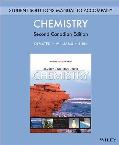Chemistry: Gregory M. Williams;