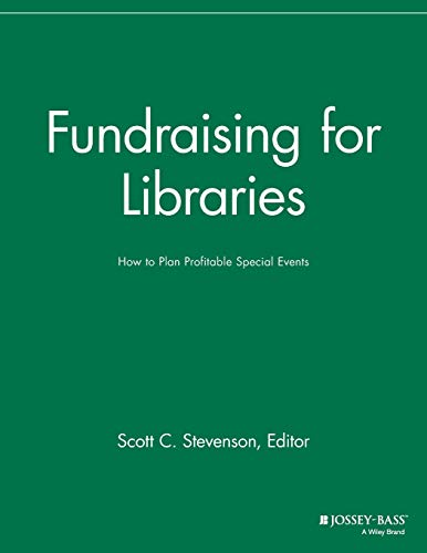 9781118690499: Fundraising for Libraries: How to Plan Profitable Special Events