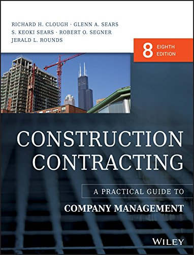 9781118693216: Construction Contracting: A Practical Guide to Company Management
