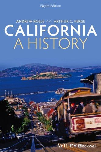 9781118701041: California: A History