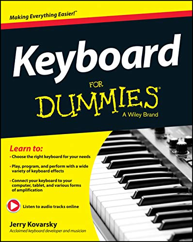 9781118705490: Keyboard For Dummies