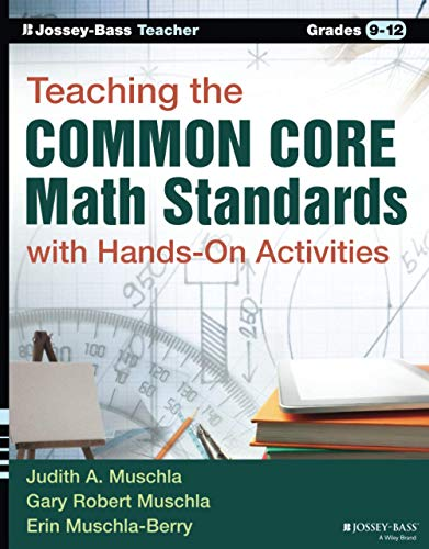 9781118710104: Teaching the Common Core Math Standards with Hands-On Activities, Grades 9-12