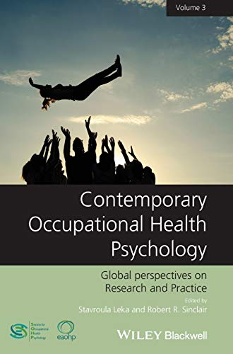9781118713907: Contemporary Occupational Health Psychology: Global Perspectives on Research and Practice