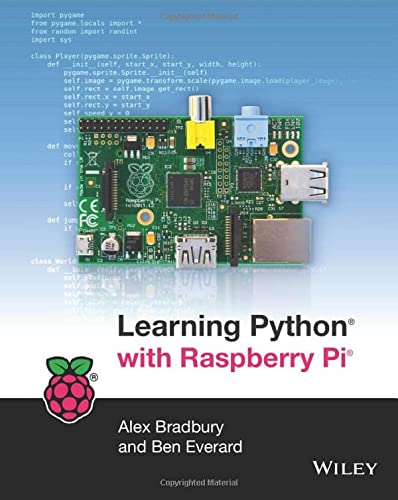 9781118717059: Learning Python with Raspberry Pi