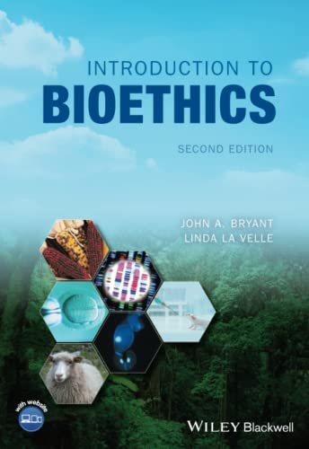 9781118719596: Introduction to Bioethics